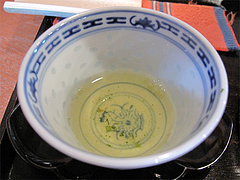 料理:煎茶セット・出来上がり@おちゃの舎 野の花・福岡県小郡市