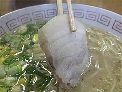料理:ラーメンチャーシュー@札幌ラーメン・北海・老司