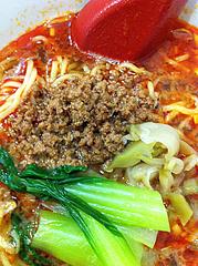 ランチ:坦々麺具@中華万里・長浜鮮魚市場会館・福岡