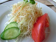 スリランカ料理ツナパハのサラダ@福岡・天神西通り