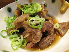 11居酒屋:すじ煮@和食・おばんざい・和さび・京都