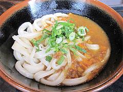 料理:カレーうどん小420円大520円@讃岐うどん大使・福岡麺通団