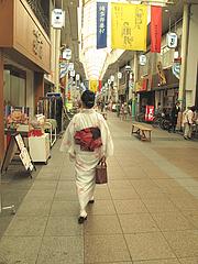 22外観:上川端商店街@居酒屋・井戸端・博多川端商店街