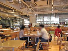 店内@Cafe MUJI(カフェ・ムジ)・キャナルシティ博多