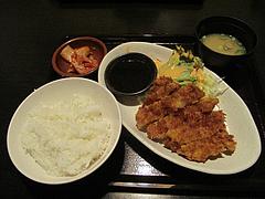 12ランチ:ロースとんかつ390円@居酒屋しょうき・大橋店