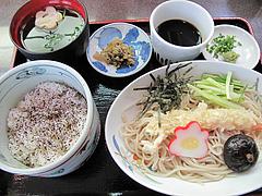 料理:冷どんたく@そば茶屋・華元本店