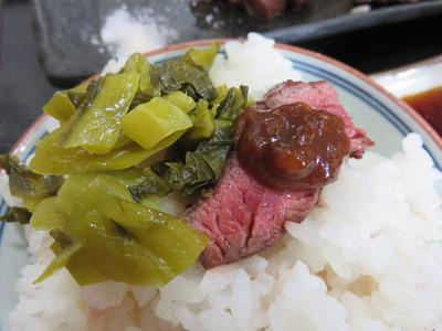 10牛赤身のBBQ丼2
