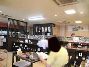 2カウンターとテーブル@溢香園(いこうえん)