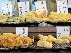 料理:天ぷらトッピングは100円くらい@讃岐うどん大使・福岡麺通団
