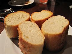12パーティー:自家製パン@オリエンタルレストラン・サラマンジェ・キャナルシティ博多