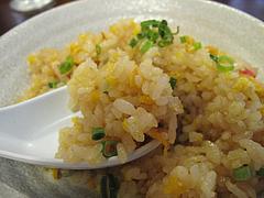 料理:小チャーハン500円ランチ@ラーメンとらや渡辺通り店