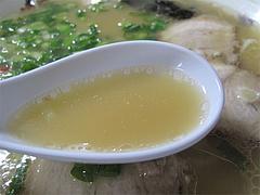 料理:ラーメンスープ@ラーメン新東洋・美野島