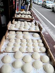 丸餅@年末の柳橋連合市場・福岡2010