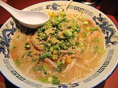 料理:もやし炒めラーメン720円@麺屋・一の坊