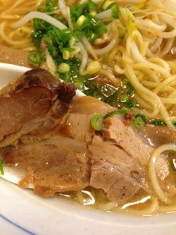 7中華そば肉@瓢華