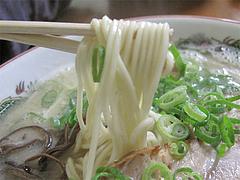 料理:らーめん麺@博多めんとく屋(麺篤屋)