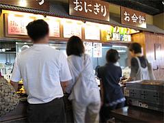 店内:流れ@讃岐うどん大使・福岡麺通団