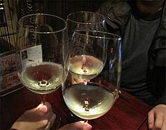 3ワイン@イタリアン・バー・クオリア・姪浜