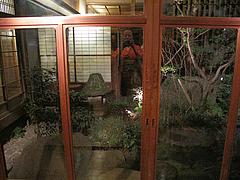 4外観:古民家庭@やぶ金・蕎麦・大名