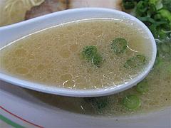 料理:ラーメンスープ@博多龍々軒・博多駅前本店