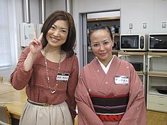 20パーソナリティ・木村ヤスエさん@SAPA麺王決定線2012