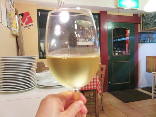 10白ワイン