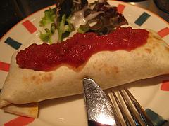 6TEXMEX:ウェットブリトー@チリダイニング・chili dining fukuoka mexican