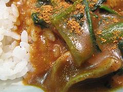 料理:とび辛スパイス@COCO壱番屋(ココイチ)
