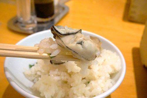 3牡蠣がん見