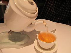 料理:ジャスミン茶@CHINA(チャイナ)・グランドハイアット福岡・キャナルシティ博多