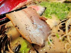 ランチ:醤油とんこつ麺チャーシュー@ラーメン・博多五行・今泉
