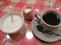 料理:コーヒー@グラタン&ドリア・アントン・天神