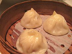 料理(上海小籠包):ショーロンポウ@CHINA(チャイナ)・グランドハイアット福岡・キャナルシティ博多