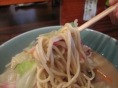 料理:ちゃんぽん麺@あきこのちゃんぽん・薬院