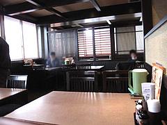 4店内:総席数70席・最大宴会収容人数25人@益正食堂・麦野店・居酒屋