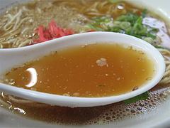 ランチ:ラーメンスープ@長尾亭ラーメン