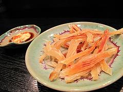 15昭和レトロな日本酒バー:サキイカ@居酒屋・酒菜の店みき・大橋