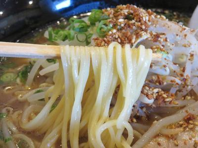 13チャーシューメン麺