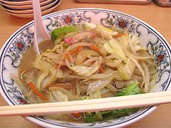 料理:チャンポン600円@一番軒