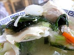ランチ:クワイ・若布・白菜・豆腐@本格中華料理・翔悦・樋井川