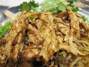 8よだれ鶏肉@悠久上海