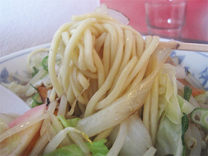 12ちゃんぽん麺@華らーめん