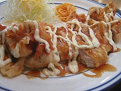 ランチ:鶏南蛮@カラフル食堂・那の川