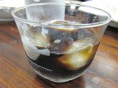 20ランチ:アイスコーヒー@カフェくうねる・別府・茶山
