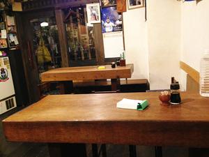 3テーブル席@沖縄料理しむ