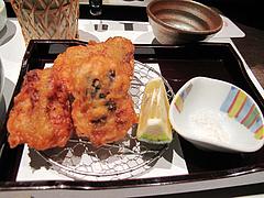 料理:河豚唐揚@一椿・和(なごみ・NAGOMI)・小倉