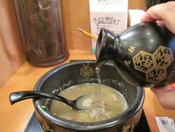 17割りスープ@博多一幸舎・大名本家