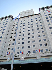 1外観:ホテル@イタリアンレストラン・天神・西鉄グランドホテル・マンジャーモ