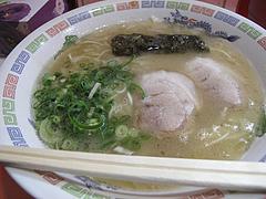 料理:こってりラーメン600円@八千代亭(八千代ダーメン)