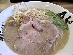 ランチ:もやしラーメン370円@博多ラーメン膳・小笹